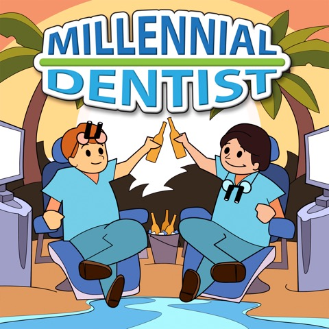 Millennial Dentist Artwork 3600px